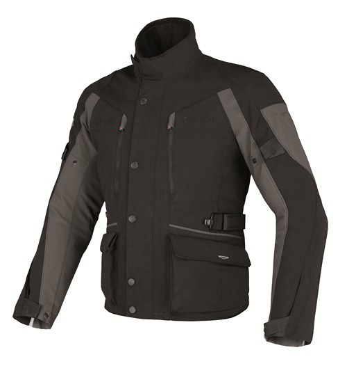 Dainese Temporale D-Dry jacket black-dark gull rise-high rise