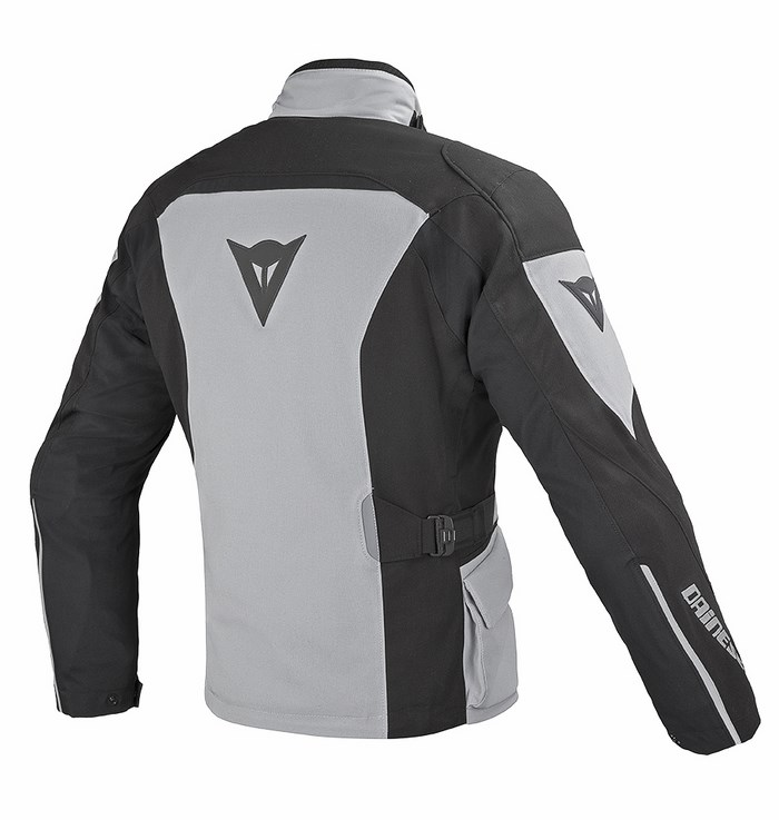 Jacket Dainese D-Dry Thunderstorm High rise Black