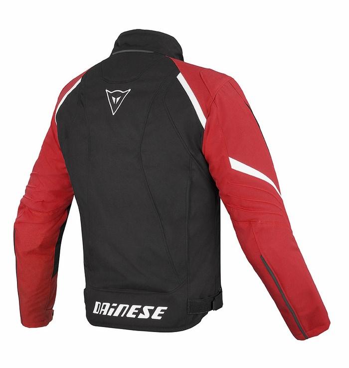 Jacket Dainese Laguna Seca D-Dry Black Red White