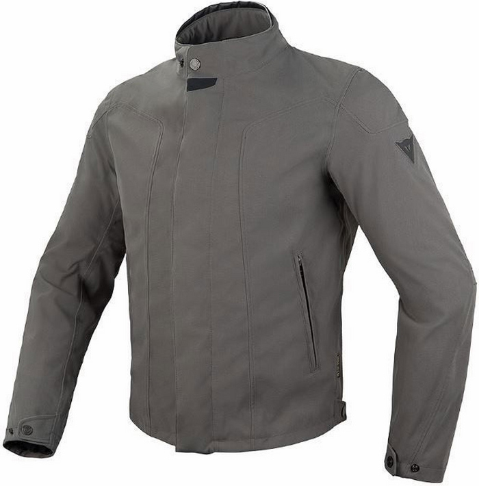 Baywood Jacket Dainese D-Dry Dark gull gray