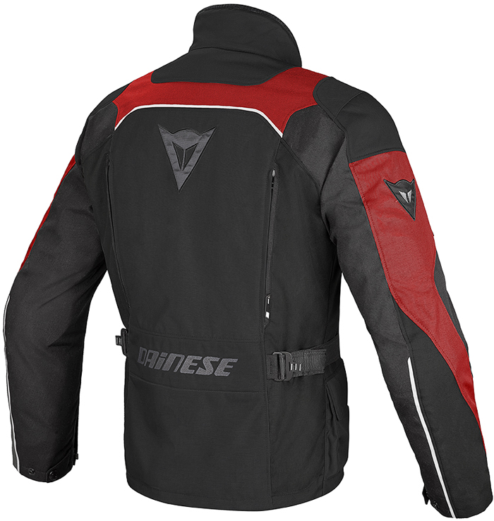 Dainese Tempest D-Dry jacket Black Red
