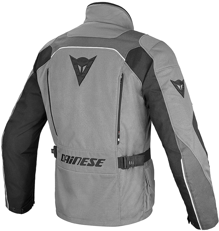 Giacca moto Dainese Tempest D-Dry Castle rock Nero Dark gull
