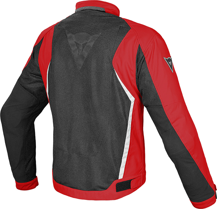 Dainese Hydra Flux D-Dry jacket Black Red White
