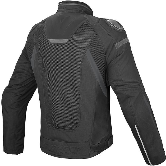 Dainese Super Speed D-Dry jacket Black Dark gull