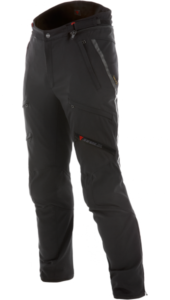 Dainese Sherman Pro D-Dry motorcycle pants black