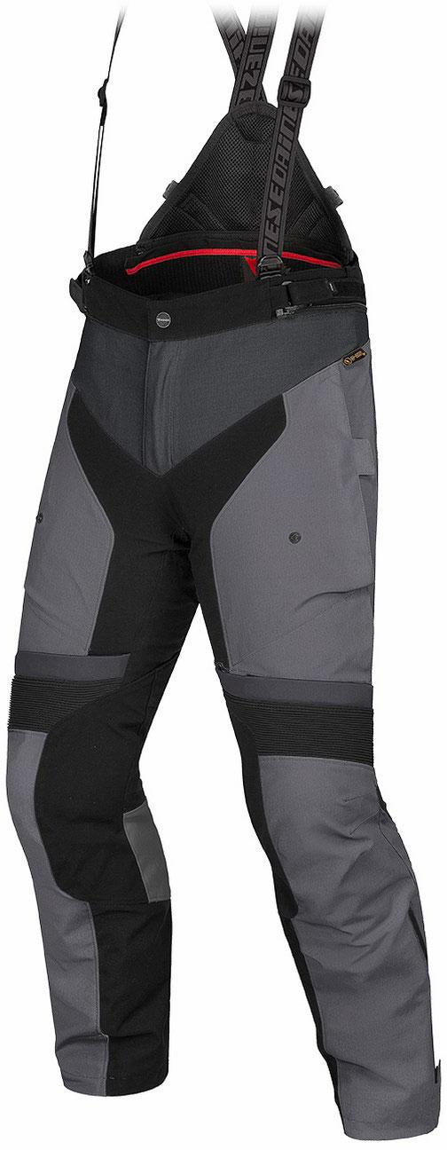 Dainese Teren D-Dry castle rock black dark gray pants