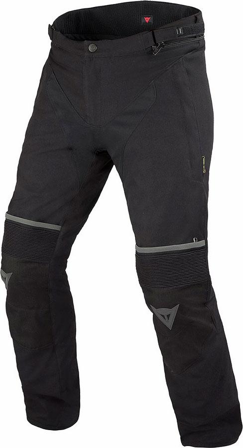 Pantaloni moto donna Dainese Stockholm D-Dry Lady neri