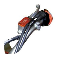Coperchio serbatoio frizione Husqvarna KTM Benelli Arancio