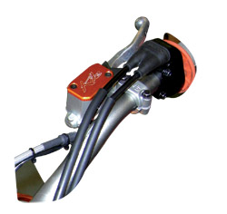 Coperchio serbatoio frizione Husqvarna KTM Benelli Rosso