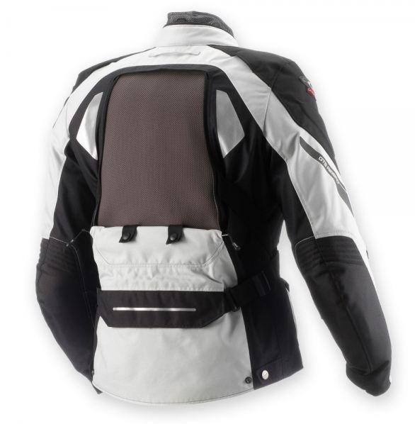 Clover GTS WP Airbag 3 layers jacket Grey