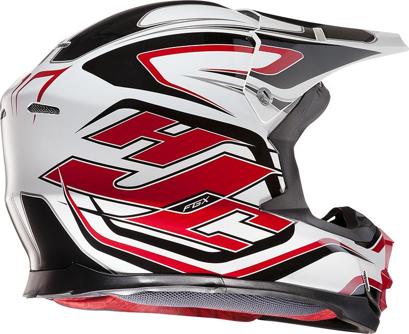 Cross helmet HJC FGX Hammer MC1