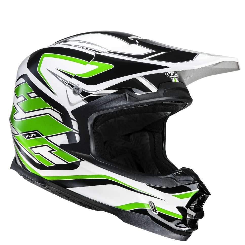 HJC FGX cross helmet Hammer MC4
