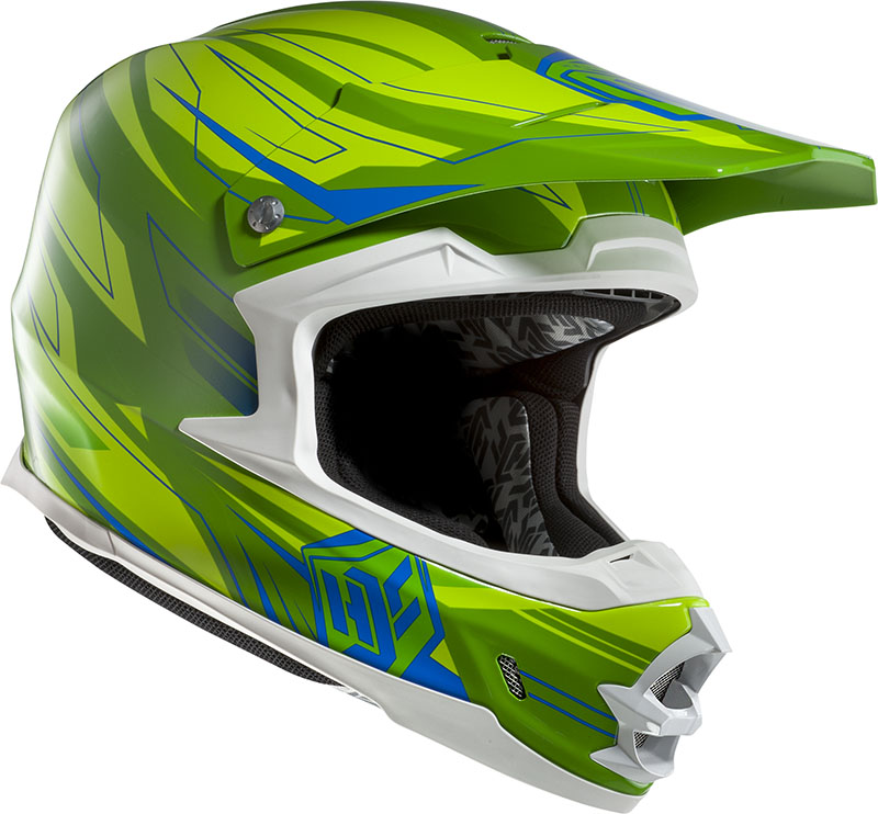 Casco cross HJC FGX Talon MC4