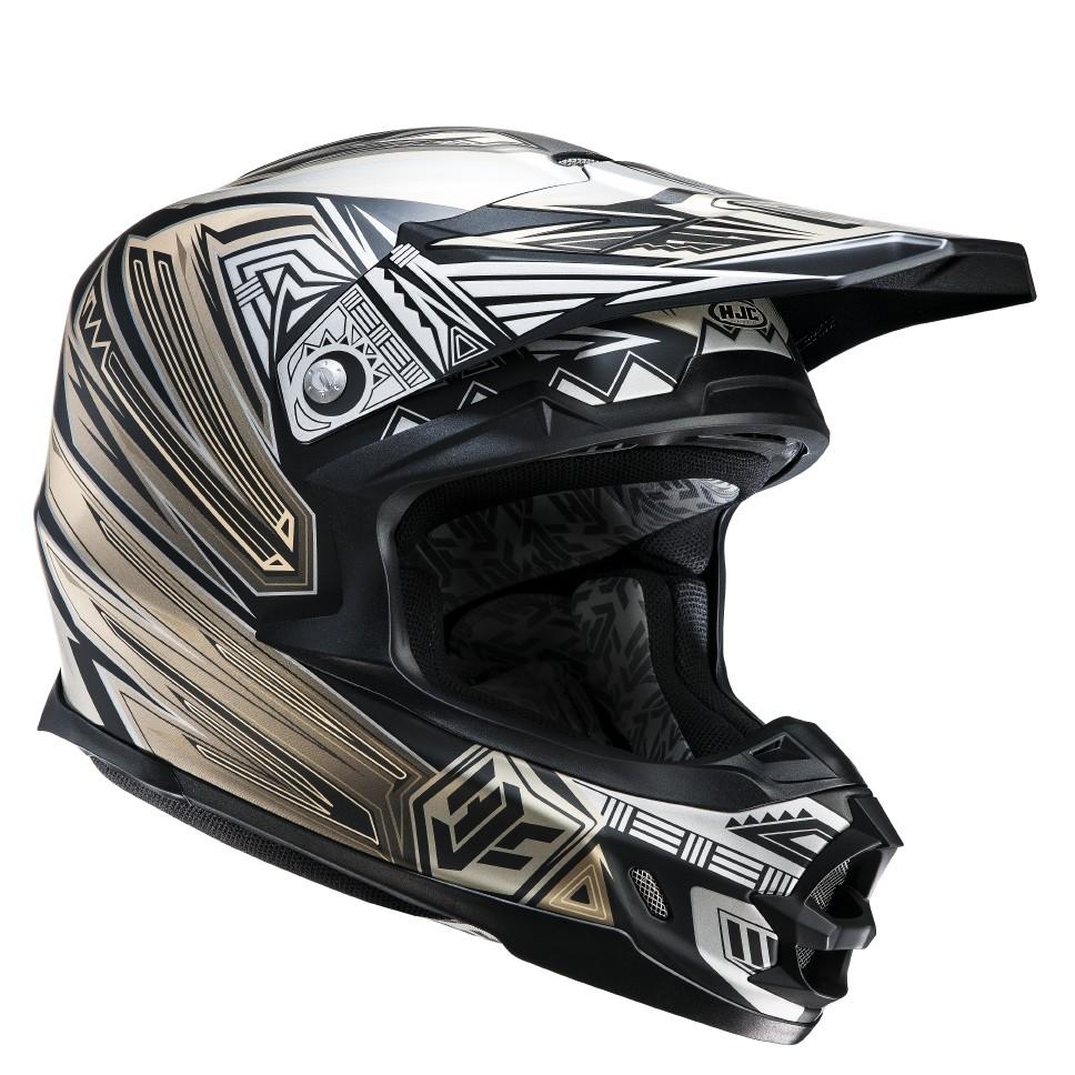 HJC FGX cross helmet Legendary Lucha MC5SF