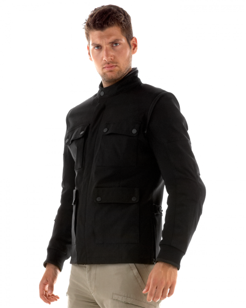 Dainese NEW MICHAEL Tex jacket Black