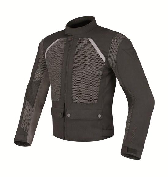 Dainese Air Tourer S-ST motrocycle jacket black-grey-castle rock