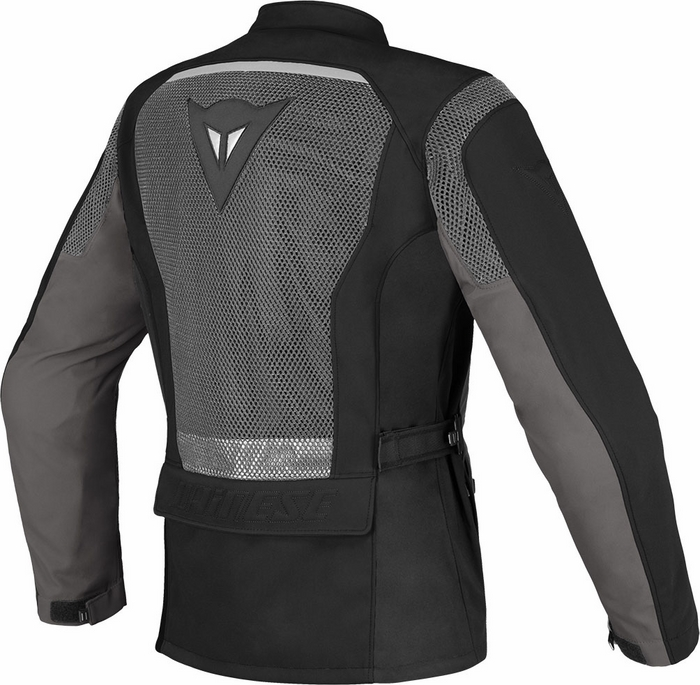 Giacca moto Dainese Air Tourer L-ST Nero dark gull gray Castle r