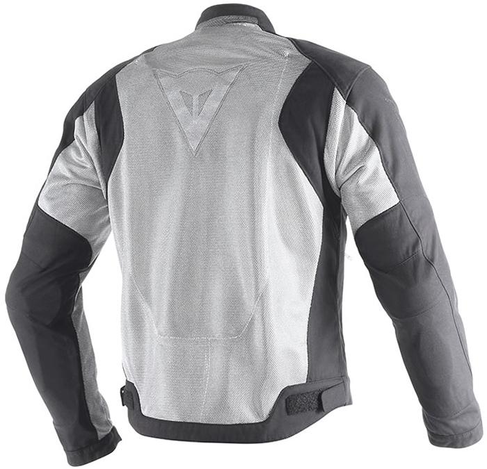 Dainese Air Flux D1 Tex summer jacket Black Anthracite