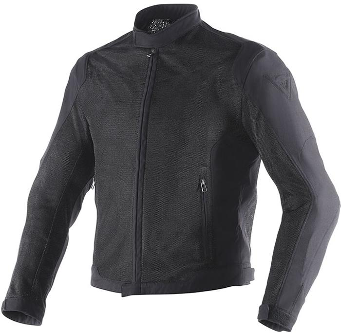 Dainese Air Flux D1 Tex summer jacket Black