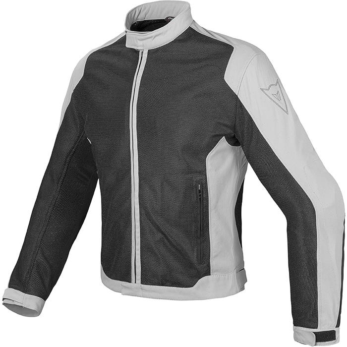 Dainese Air Flux D1 Tex summer jacket Black High rise