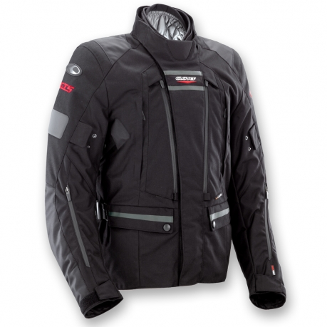 Motorcycle jacket 3-layer WP Black Clover GTS