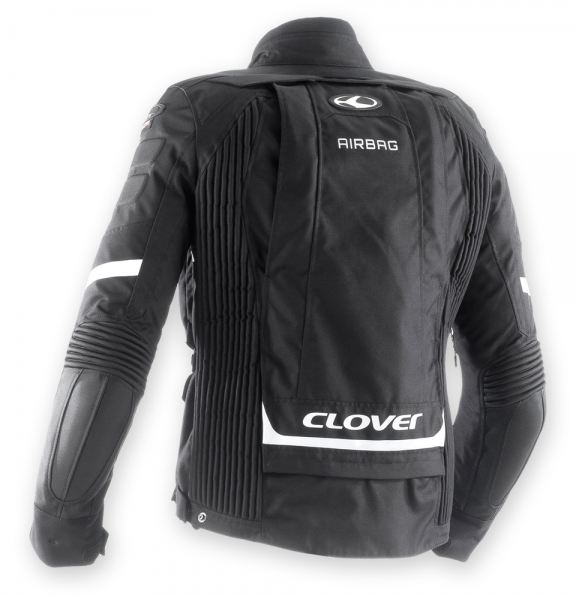 Clover Crossover Airbag jacket Black