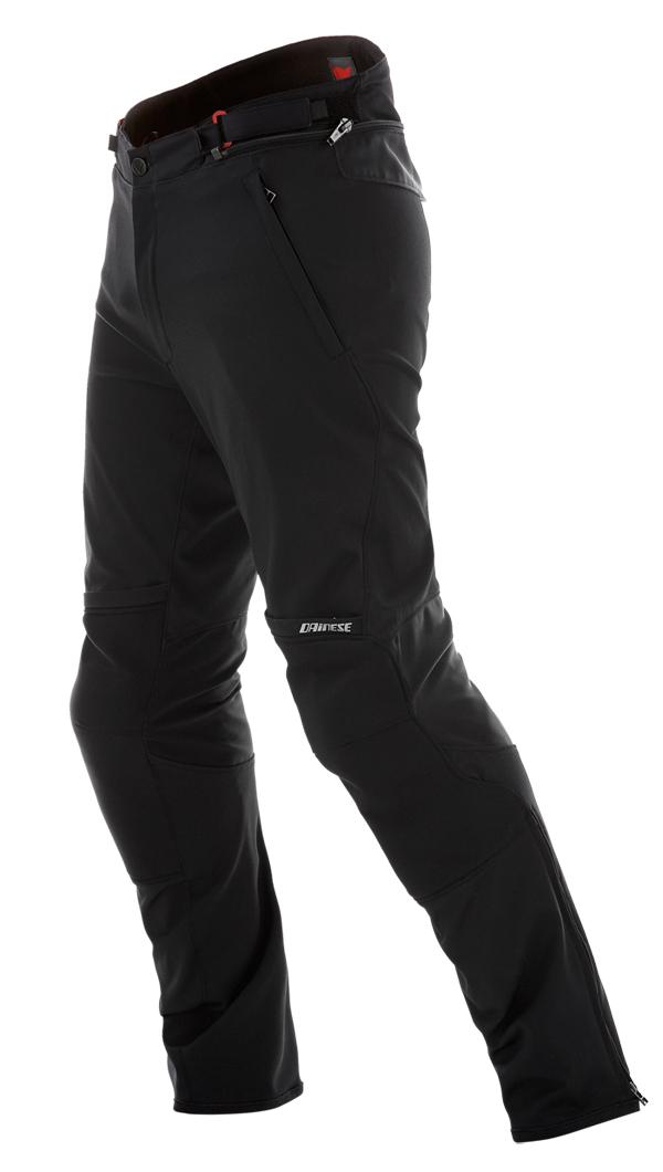 Dainese New Drake Air Tex motorcycle pants black