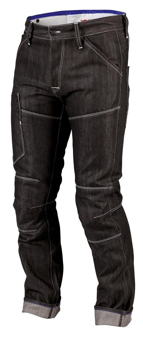 Pantaloni moto jeans Dainese denim D1 Kevlar