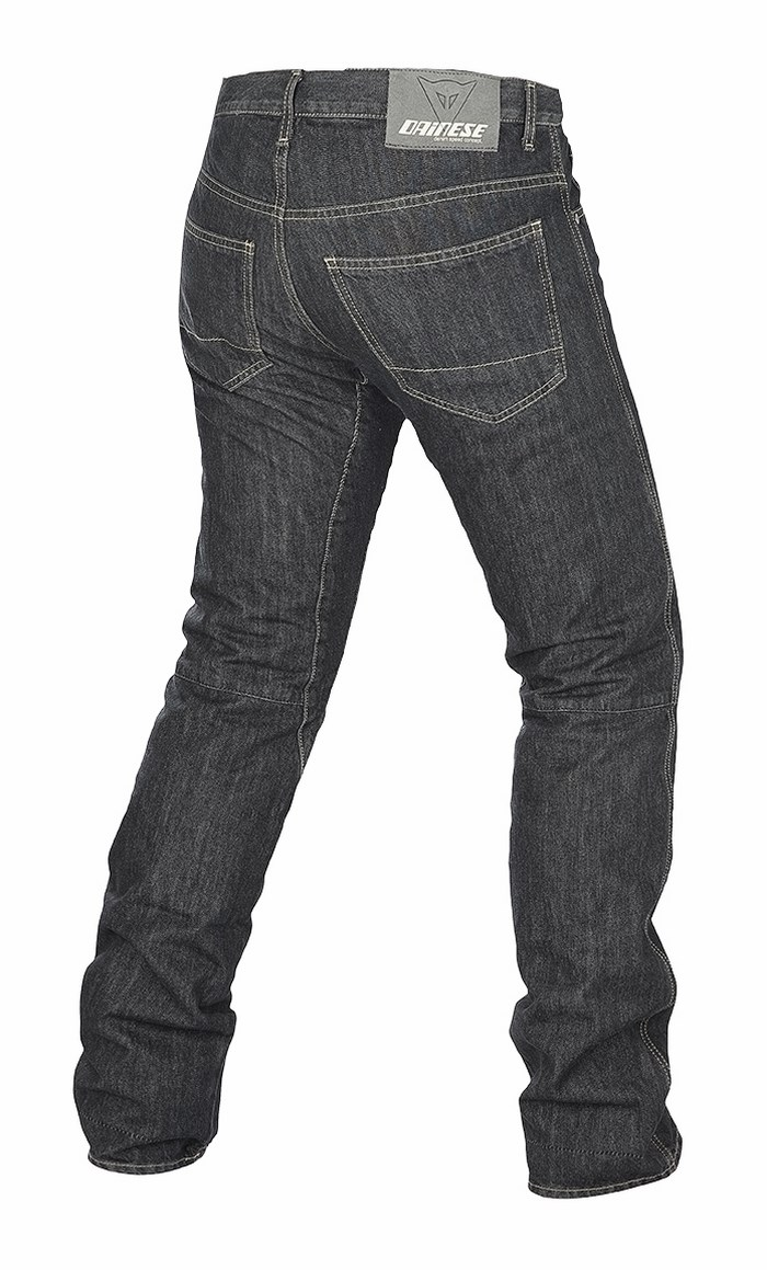 Dainese Jeans Montana 4D Black