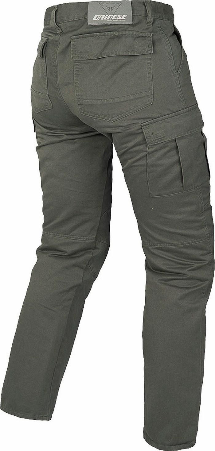 Pantaloni moto Dainese Arizona 1C Verde scuro