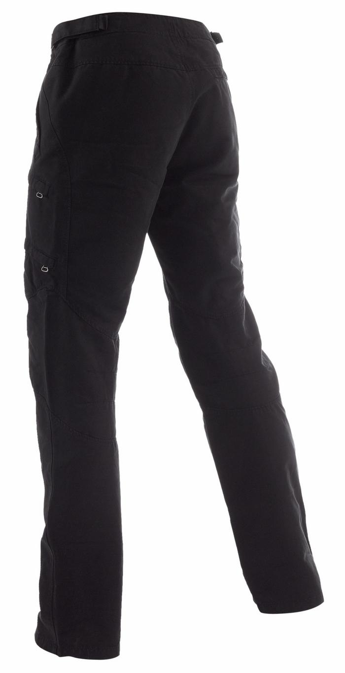 Pantaloni moto Dainese Yamato Evo Cot 2C Nero