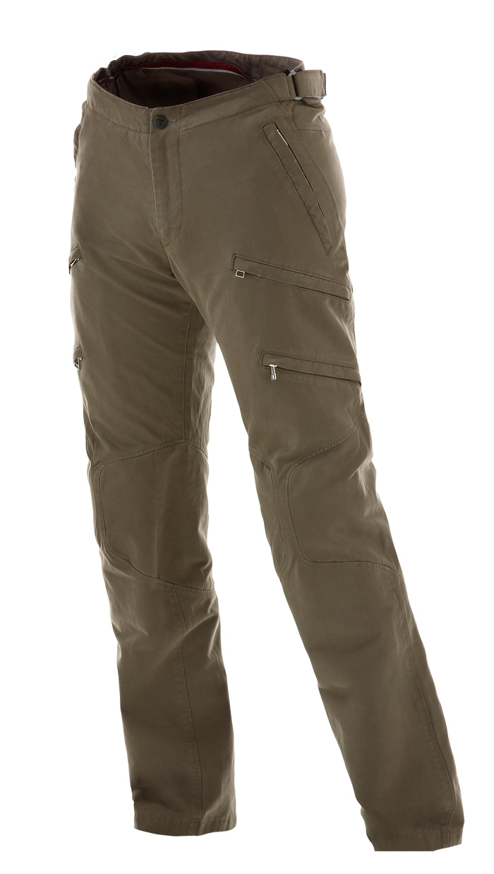 Pants Dainese Yamato Ages 2C Cot Military Green