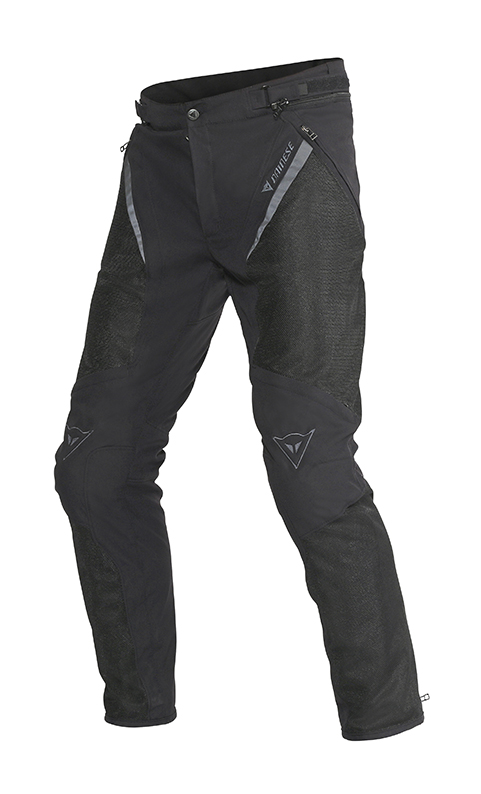 Pantaloni moto estivi Dainese Drake Super Air Tex Nero