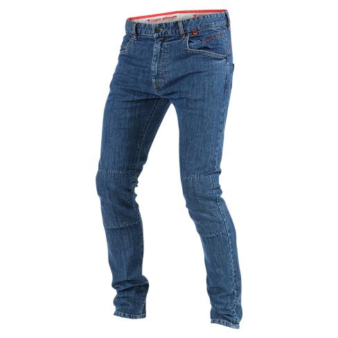 Jeans moto Dainese Sunville skinny Denim Blu
