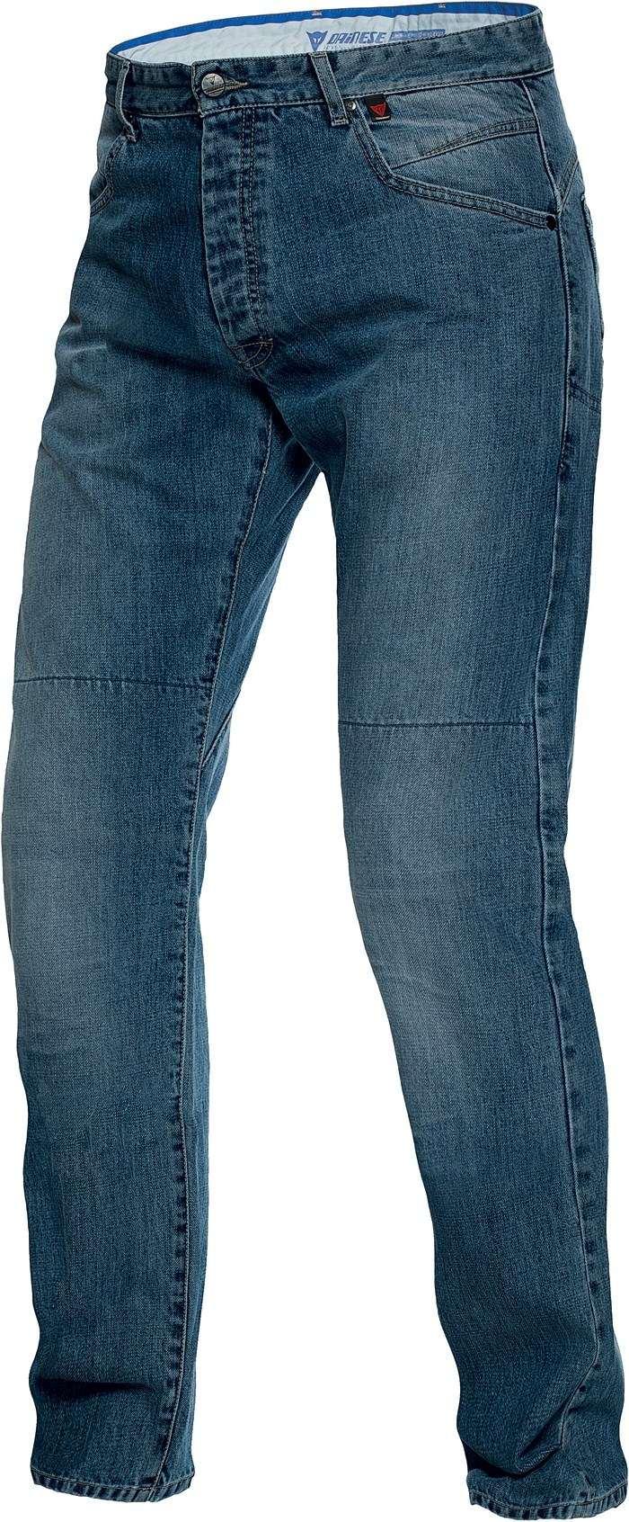 Jeans moto Dainese Bonneville regular Denim medio