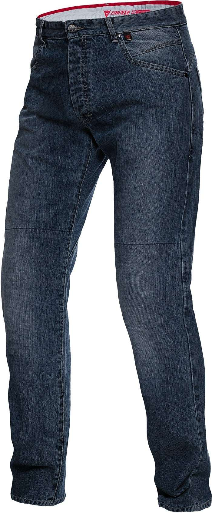Jeans moto Dainese Bonneville regular Denim scuro