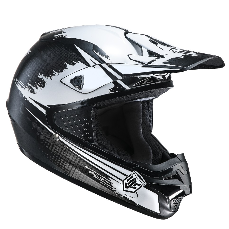 HJC CSMX cross helmet Zealot MC5SF