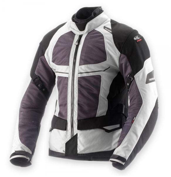 Clover Ventouring WP Airbag jacket Gray