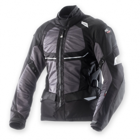 Clover Ventouring WP Airbag Lady woman jacket Black