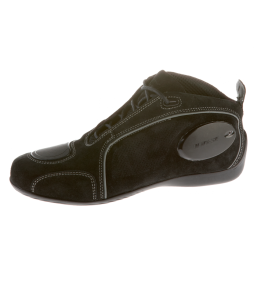 Dainese Manaus motorcycle shoes black