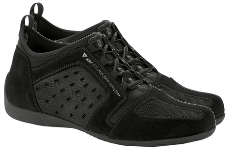 Dainese SSC Delta motorcycle shoes black-black-black