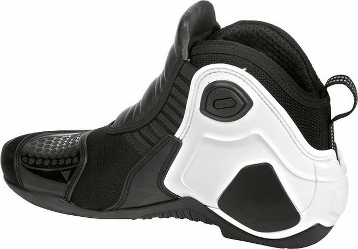 Scarpe moto Dainese Dyno C2B Nero Bianco