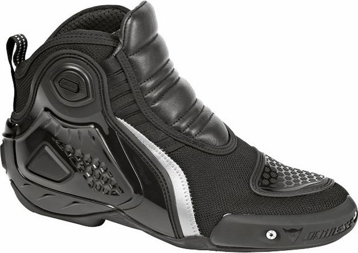 Dainese Dyno Shoes Black C2B