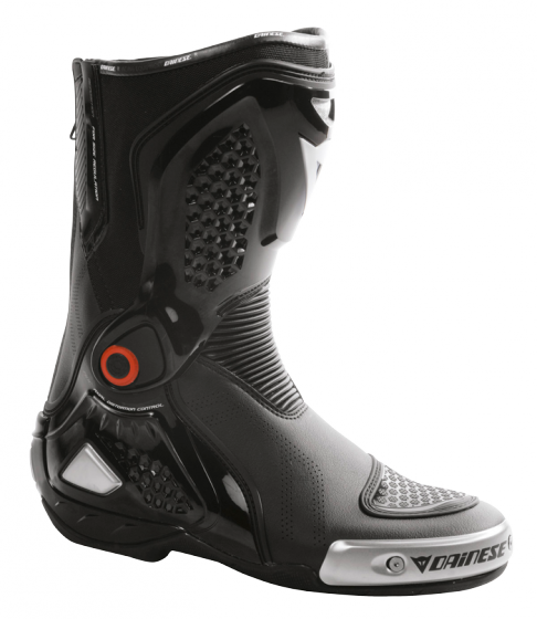 Dainese Torque Pro Out D-WP motorcycle boots black