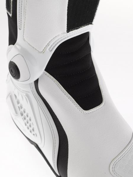 Stivali moto Dainese TRQ-Race In bianchi