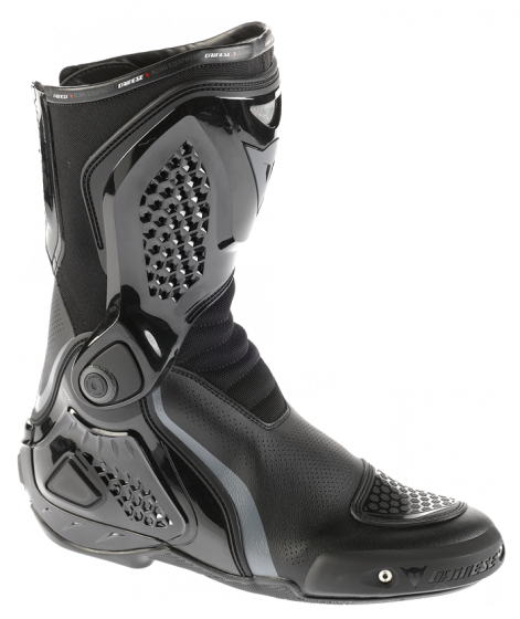 Dainese TRQ-RACE OUT AIR boots Black