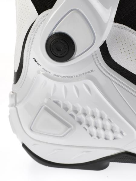 Dainese TRQ-Race Out Air motorcycle boots white