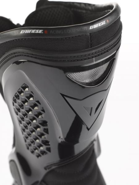 Dainese TRQ-Race Out D-WP motorcycle boots black