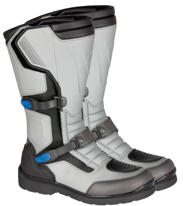 Dainese Carroarmato Gore-tex boots high rise-blue-black-anthraci