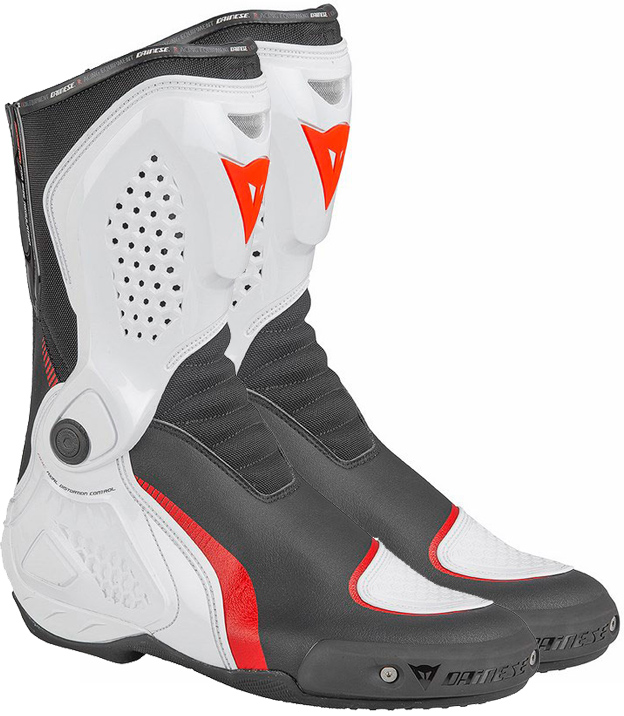 Dainese TR-Course Out black white red boots